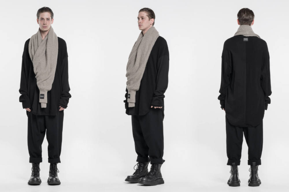 JULIUS [Pre-SPRING 2020 Collection]