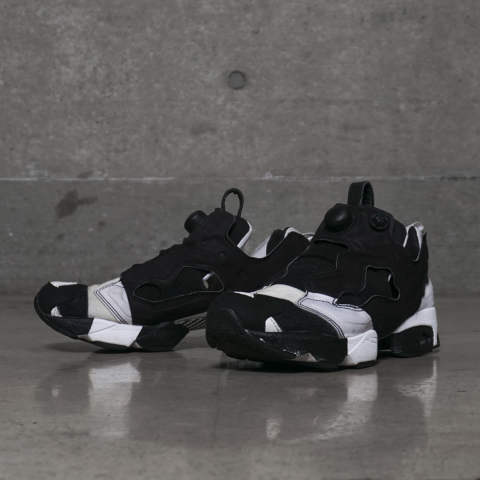 11 By Boris Bidjan Saberi  [Reebok Insta Pump Fury x 24 Kilates]